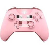 Microsoft Xbox Wireless Controller - Minecraft Pig