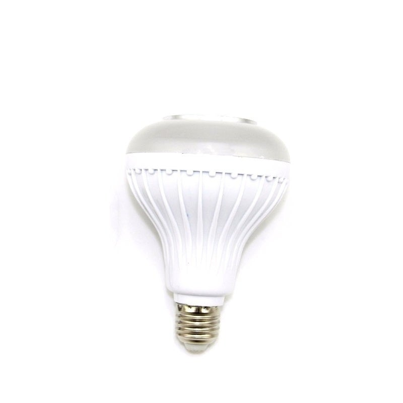 Coutlet 12W E27 RGB LED Wireless Bluetooth Speaker Bulb L...
