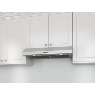 Ancona Slim Plus 30 in. Under-Cabinet Recirculating Range Hood