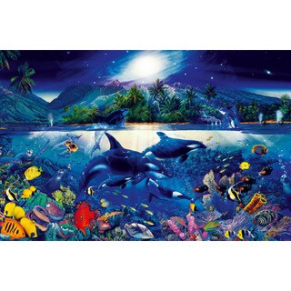 Majestic Kingdom Wall Mural