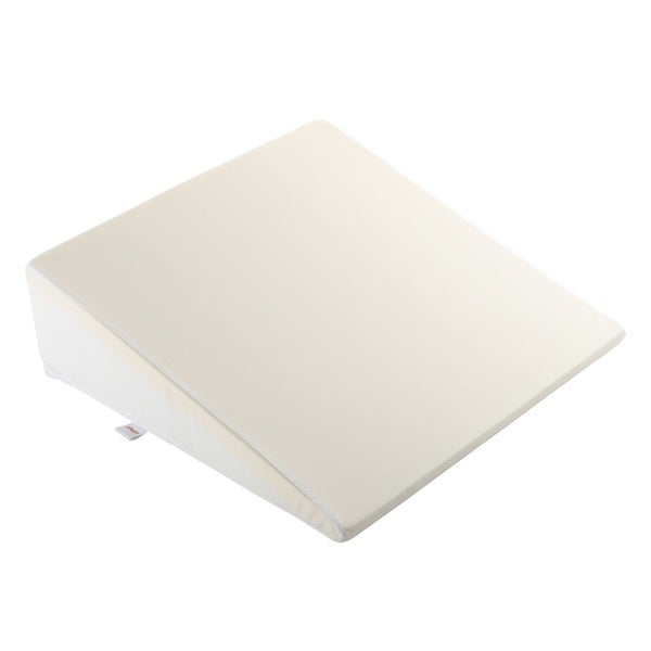 Cheer Collection Ultra Supportive Memory Foam Bed Wedge Pillow