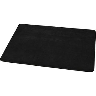 Evideco Ultra Soft Microfiber Area Rug  DOUCEUR Bath Mat 36L x 24W