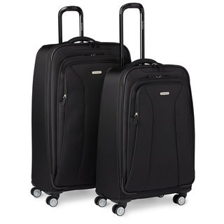 Samsonite Hyperspace 21-inch and 30-inch 2-piece Expandable Spinner Luggage Set