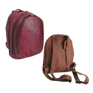 Amerileather Cosmo Leather Fashion Backpack