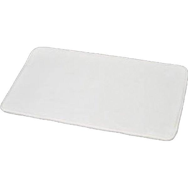 Evideco Microfiber Non Skid Bath Mat Rug Rectangular 29.5L x 17W - 17 x 29