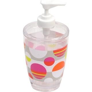 Evideco Clear Acrylic Soap Dispenser Lotion Pump Design Eclats