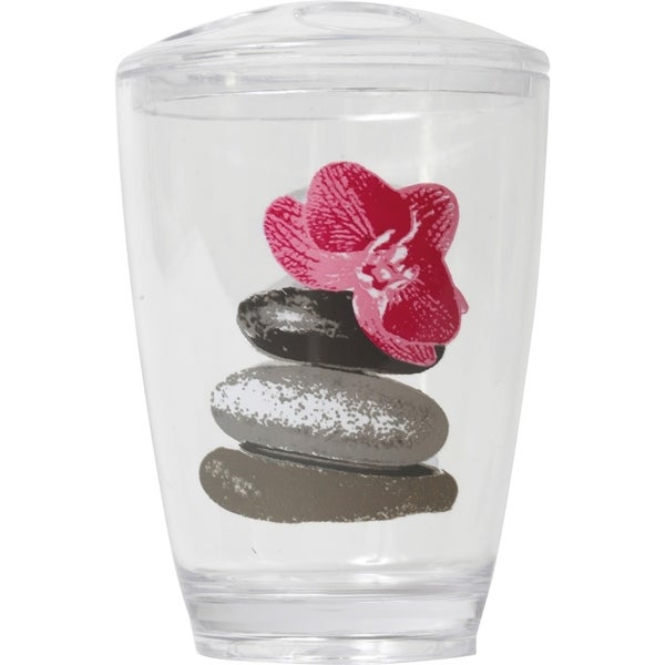 Evideco Clear Acrylic Toothbrush Holder Design Spa