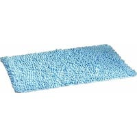 "Evideco Soft Shaggy Loop 17x30"" Bath Rug"