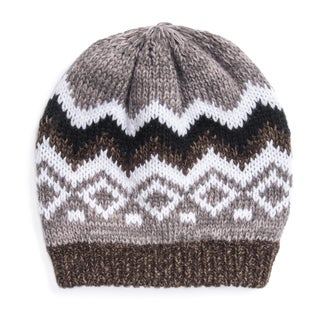 MUK LUKS® Women's Brown Beanie