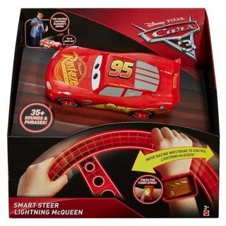 Smart Steer Lightning McQueen