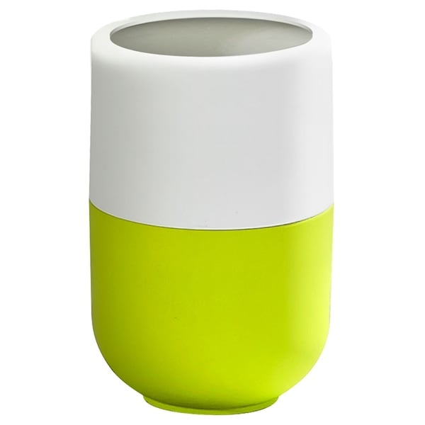 Evideco Two-colored Vanity Tumbler Cup Soft Velvet Touch