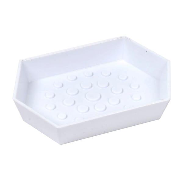 Evideco Soap Dish Cup Design HEXAGONAL