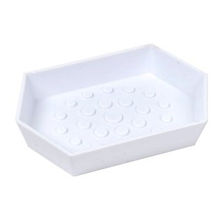 Evideco Soap Dish Cup Design HEXAGONAL