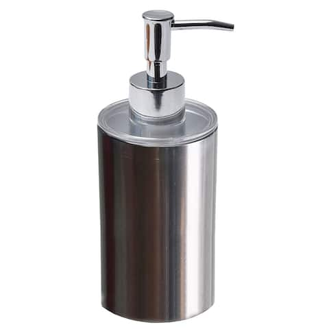 Evideco Soap Lotion Pump Dispenser Noumea Metallized Effect