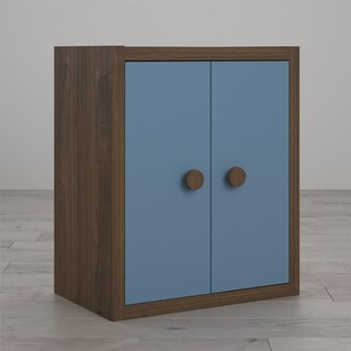 Little Seeds Sierra Ridge Terra Modular Bookcase with Doors