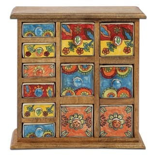 Curios 12 Drawer Light Brown Wood Apothecary Chest|https://ak1.ostkcdn.com/images/products/17026778/P23306086.jpg?impolicy=medium