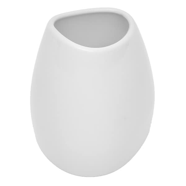 Evideco Bath Vanity Tumbler Design ELEGANCE Pebble Durable Plastic