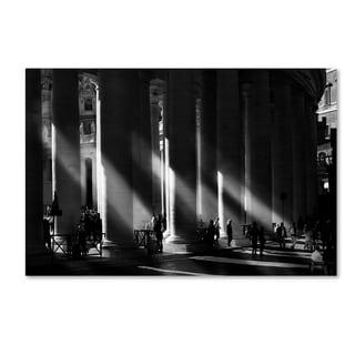 Sol Marrades 'Roma' Canvas Art