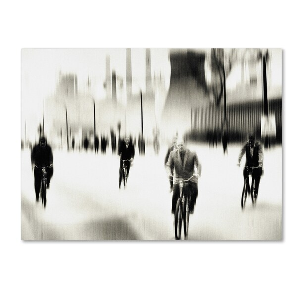 Holger Droste 'Closing Time' Canvas Art