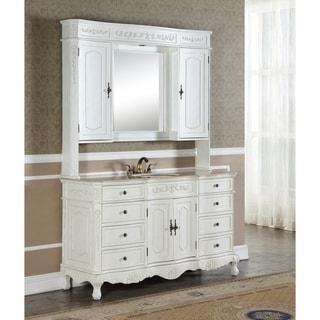 51-60 inches bathroom vanities & vanity cabinets - shop the best
