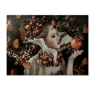 Kiyo Murakami 'Magic Of The Season' Canvas Art