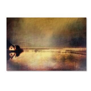 Sol Marrades 'Valencian Landscape' Canvas Art