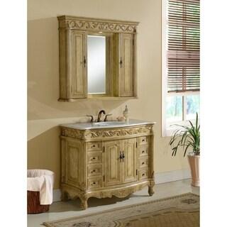 41 50 Inches Bathroom Vanities Amp Vanity Cabinets Shop