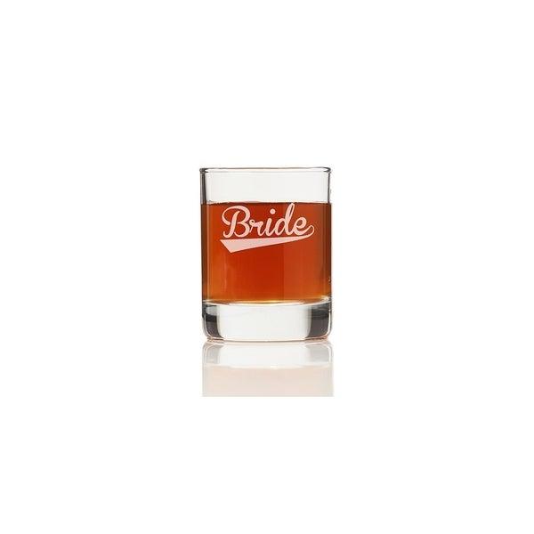 Bride Sport Shot Glass (Set of 4)