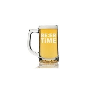Beer Time Beer Mug (Set of 4)