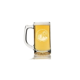 The Problem With The World Is Everyone Is A Few Drinks Behind Beer Mug (Set of 4)