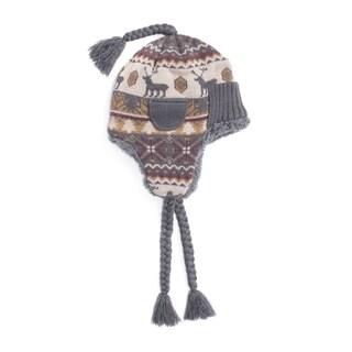 MUK LUKS® Men's Cuffed Trapper Hat