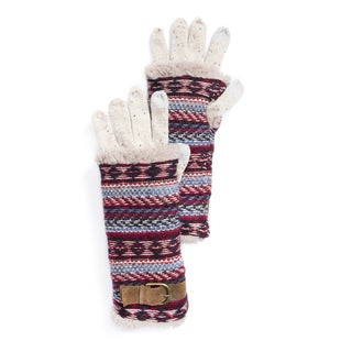 MUK LUKS® Women's Bside 3-in-1 Gloves