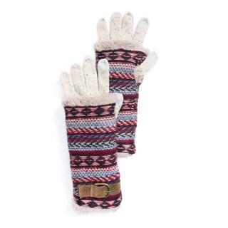 MUK LUKS® Women's Bside 3-in-1 Gloves