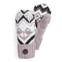 MUK LUKS® Women's Potholder Mittens