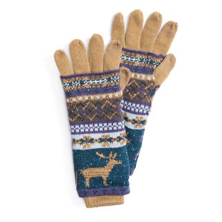 MUK LUKS® Women's Multi 3-in-1 Gloves