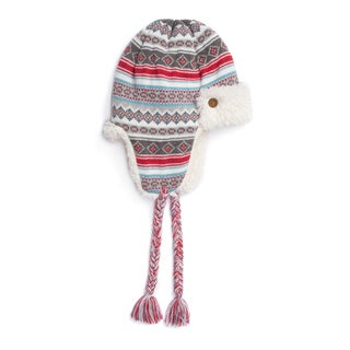 MUK LUKS® Women's Fairisle Trapper
