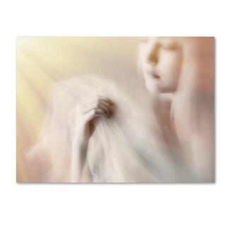 Mel Brackstone 'Blonde Beauty' Canvas Art