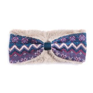 MUK LUKS® Women's Zig Zag Headband