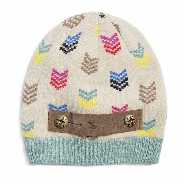 b16e427f1ee Shop MUK LUKS® Women s Multi Beanie - Free Shipping On Orders Over ...