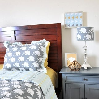 Indie Elephant Twin Bedding Set