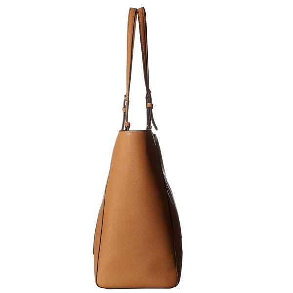 Michael Kors Sloan Editor Medium Chain Shoulder Bag Fawn in