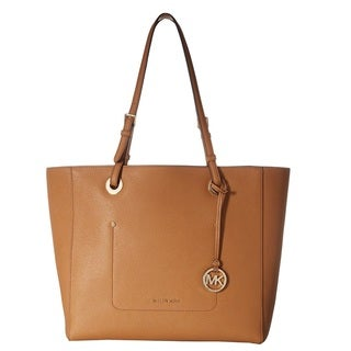 Link to Michael Kors Walsh Large East/West Acorn Top Zip Tote Bag Similar Items in Shop By Style
