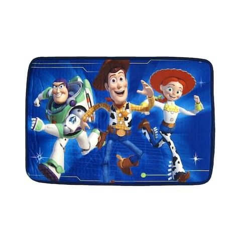 Toy Story Memory Foam Bath Rug