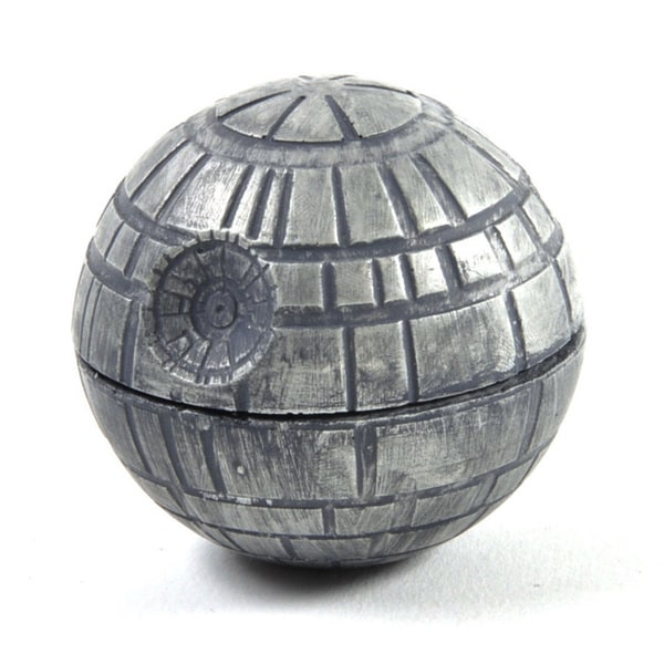 Star Wars Death Star Aluminum Herb Grinder. Opens flyout.