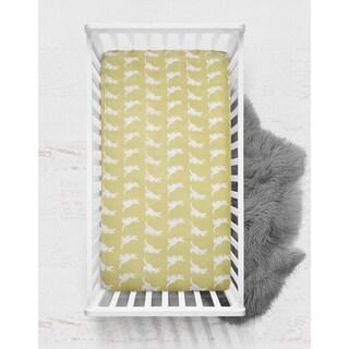 Honeydoo Kangaroo Crib Sheet Set