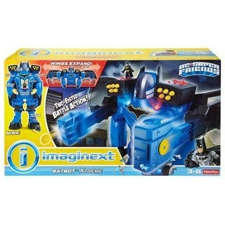 Imaginext DC Super Friends Batbot Xtreme