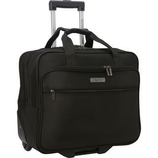 Kenneth Cole Reaction Multi-Compartment 2-Wheel Rolling 17.0-inch Laptop Business Case