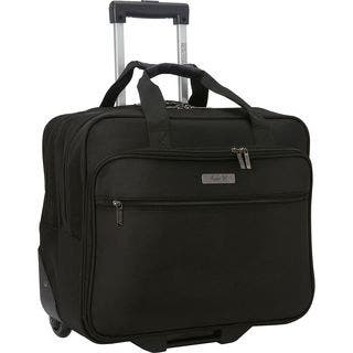 Kenneth Cole Reaction Dual Compartment Rolling 17 0 Inch Laptop Case