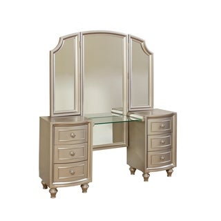 Park Ave Silver Glam Complete Vanity