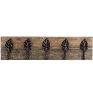 American Art Decor Vintage Farmhouse Coat Key Rack